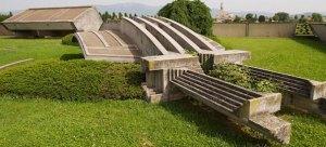 Brion Cemetery Italy