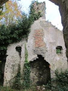 chimney at Adare