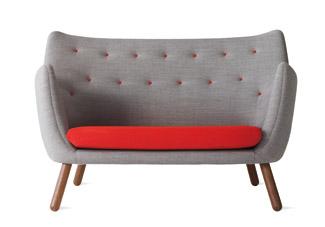 poet sofa
