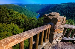 Coopers-Rock-Overlook-WV