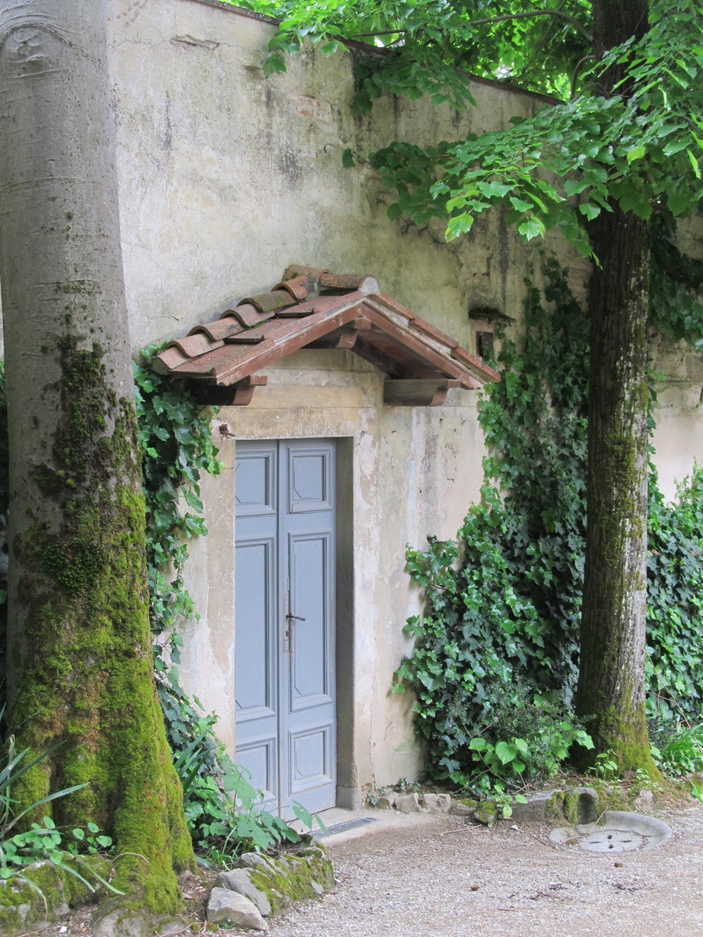 Boboli Garden Door Florence
