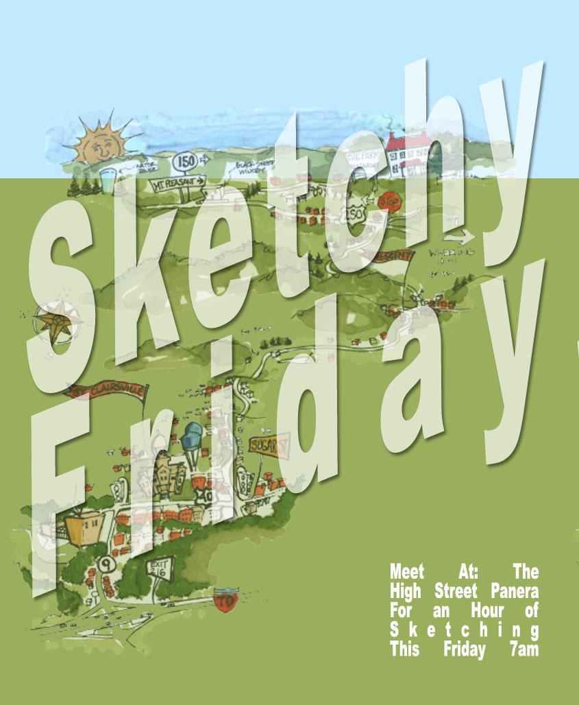 Sketchy Friday