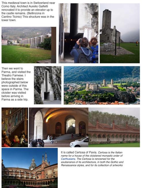 8 Study Abroad Exploration